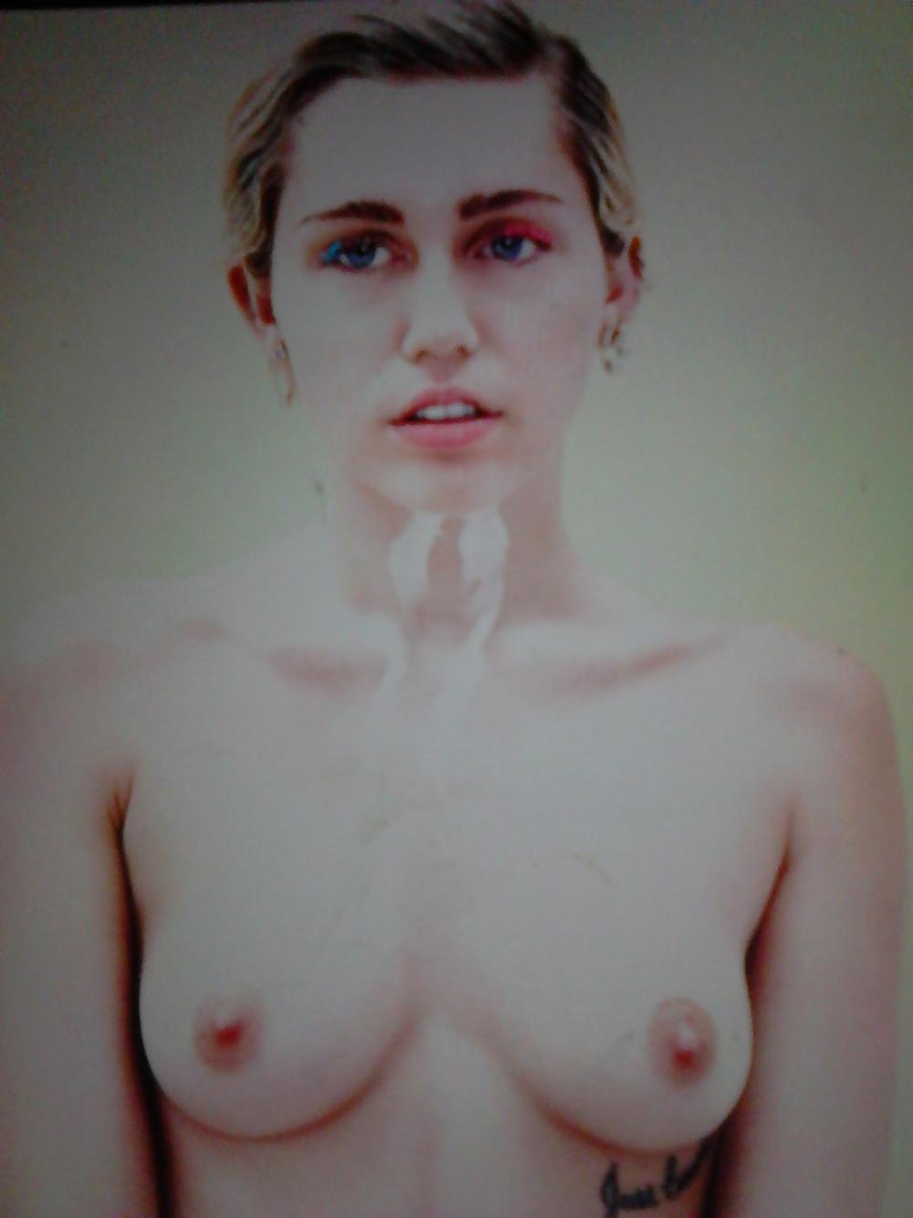 Cum On Miley Cyrus Xxx - 20 Pics - Xhamstercom-7329