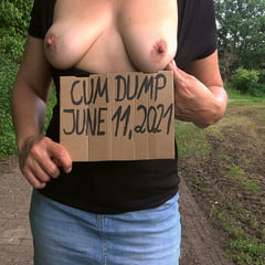 Dogging Gangbang At The Highway In June 2021