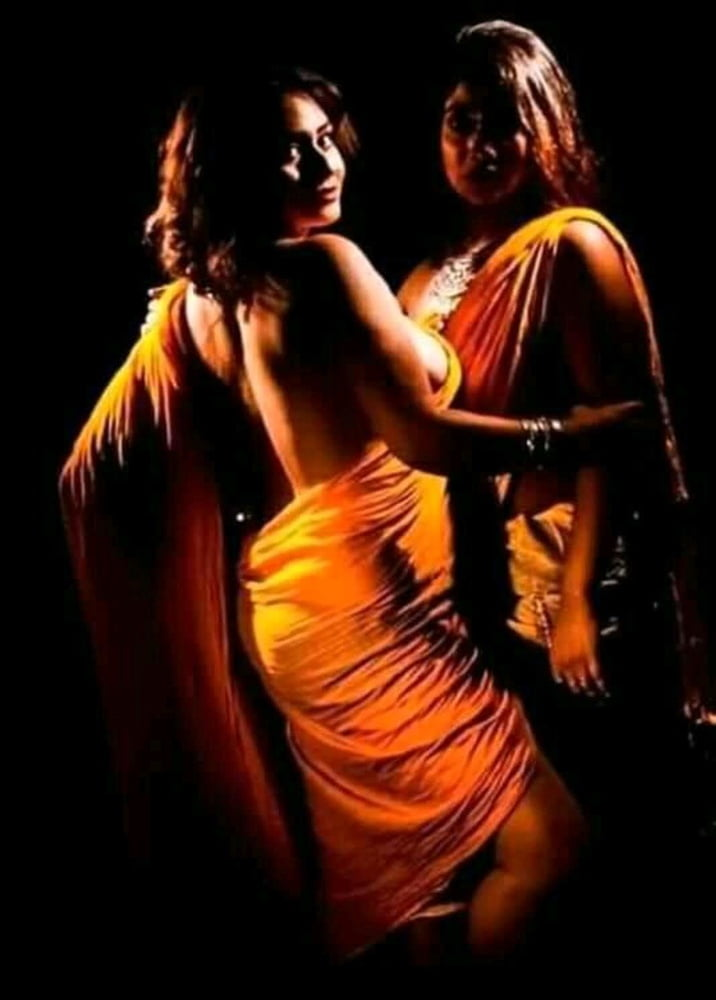 Indian lesbian girls in sexy mood-8744
