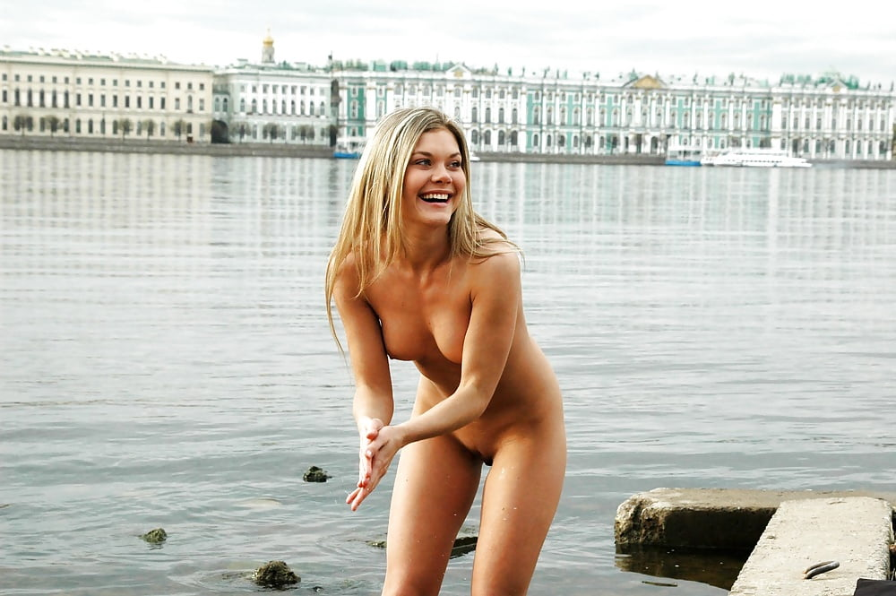 Teen nude girl in water public female athletes