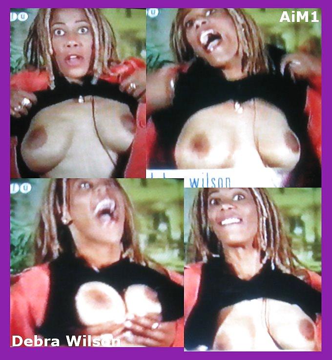 Debra wilson shows tits — 9