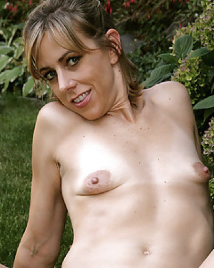 Ladies with small tits