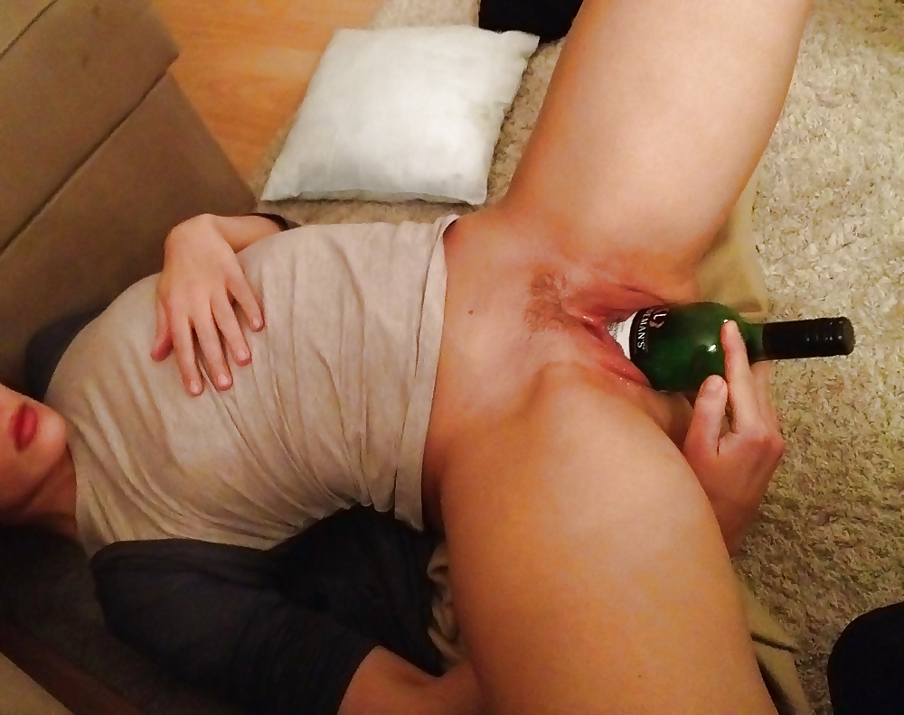 Inserting things into a pussy #12