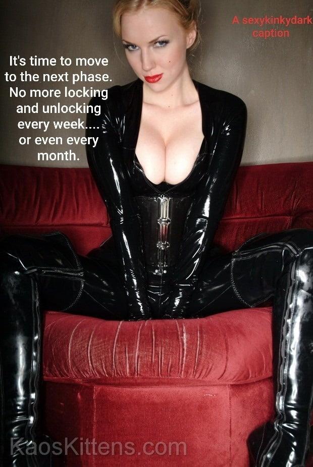Chastity fantasy 43 - 70 Pics