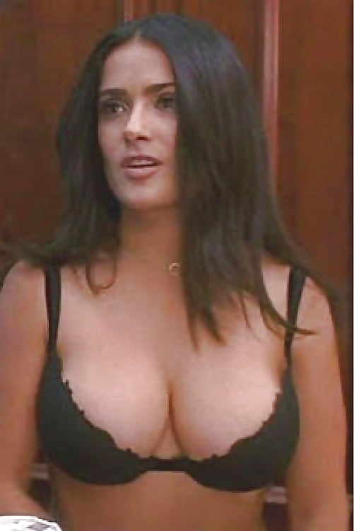 Salma hayek ass in lingerie, girl next door naked pics