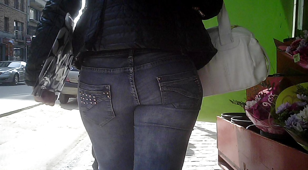 Sexy tight jeans porn-6267
