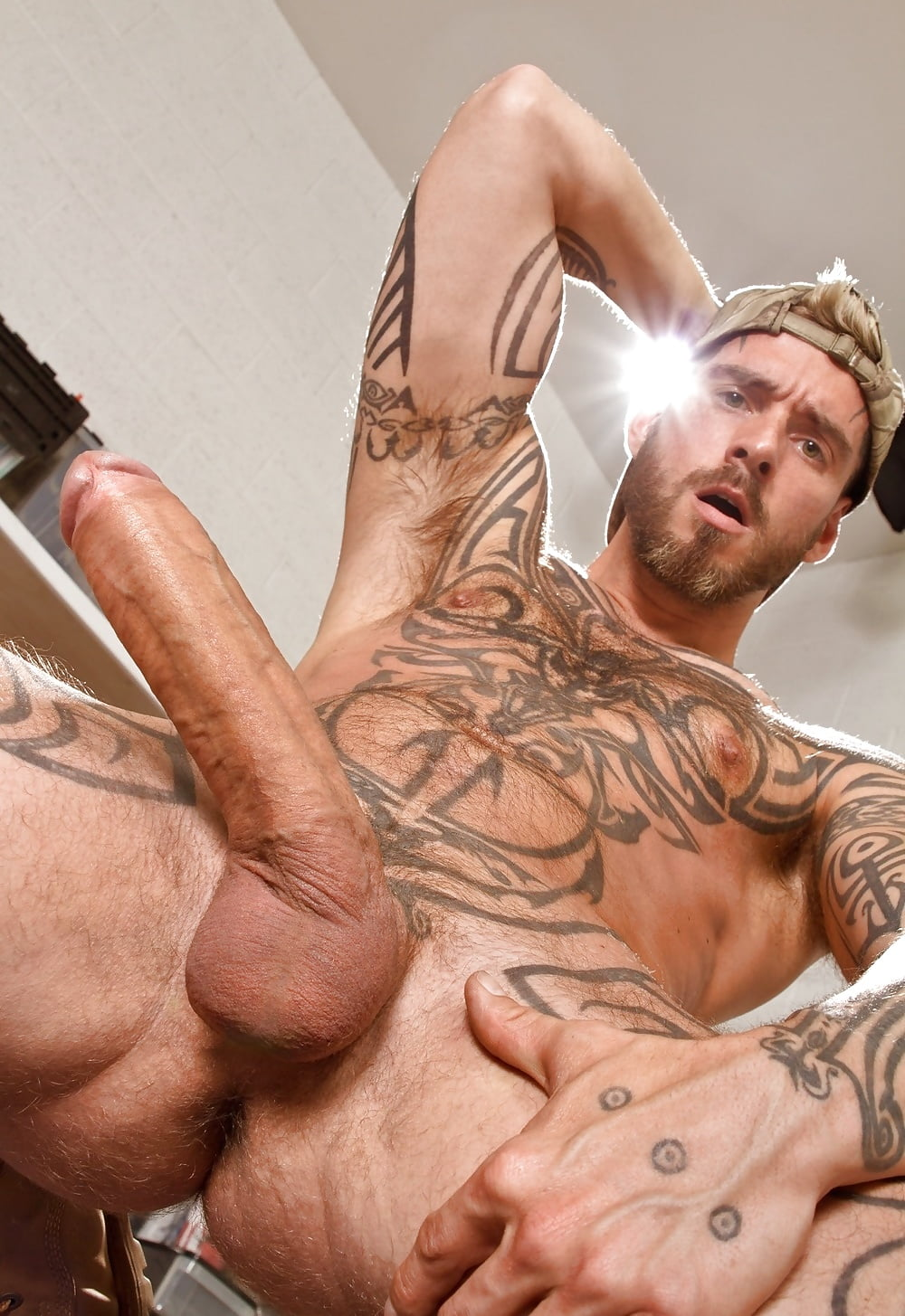 Logan mccree naked picture — 4