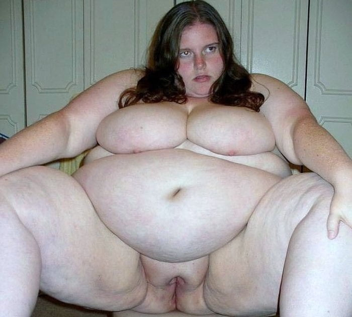 Super fat girl nud