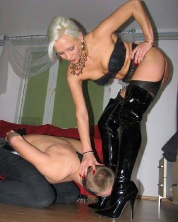 Cruel Mature Mistress