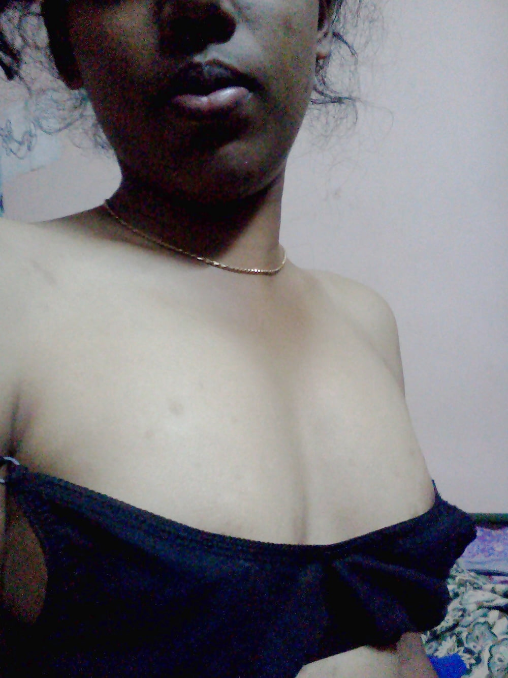 Indian aunty tits