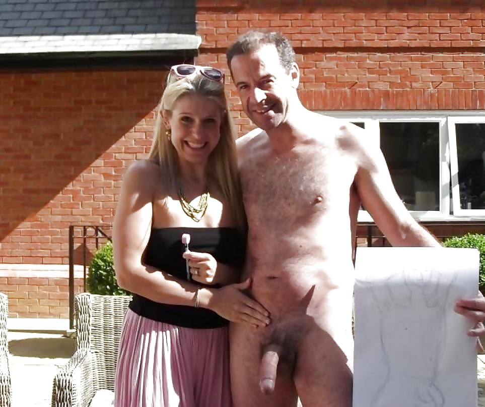 Naked mature couples-6498