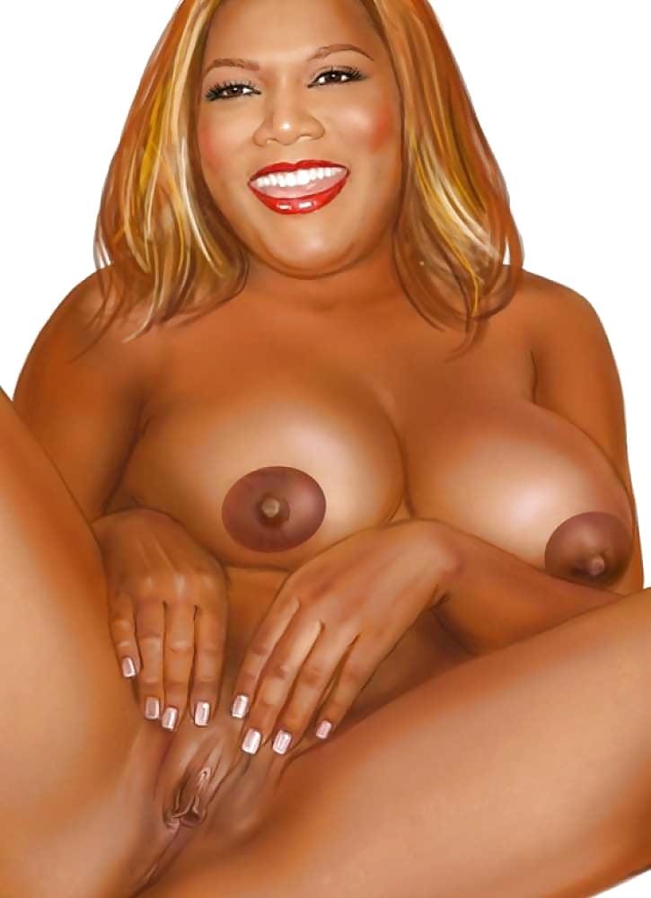 Queen Latifah Nude Porn Xxx Fake