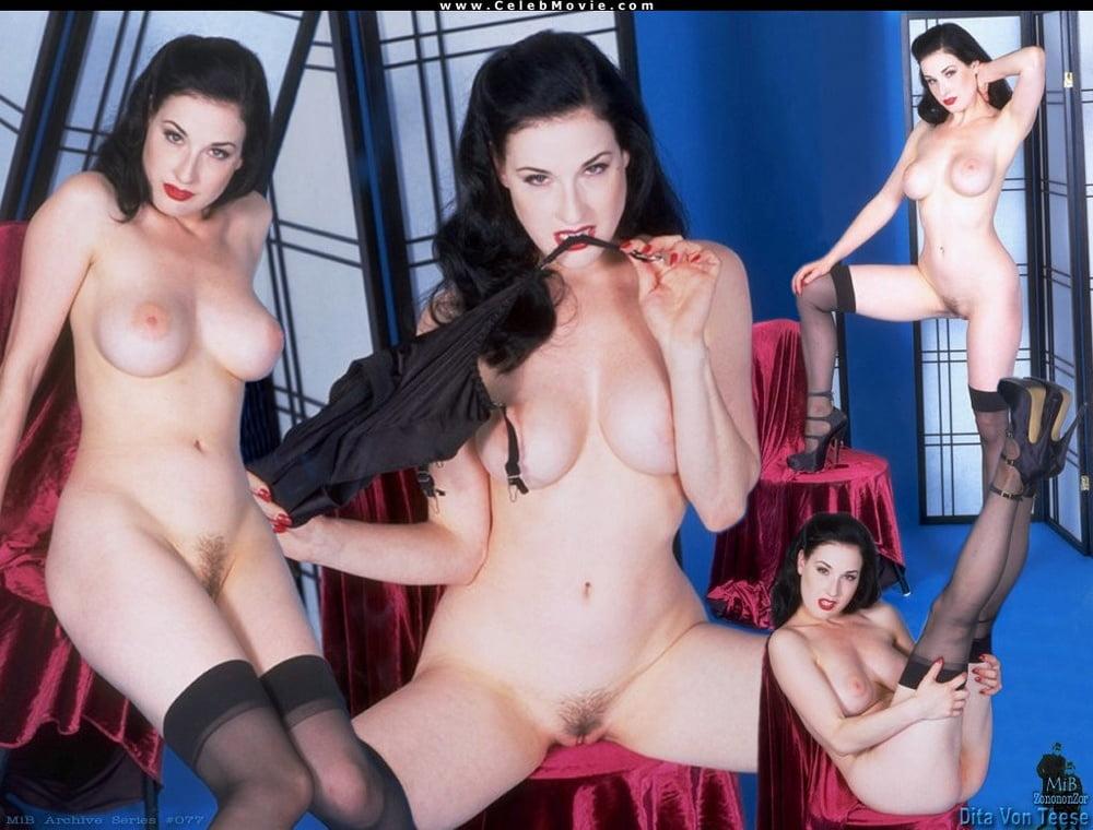 Dita von teese penthouse nude