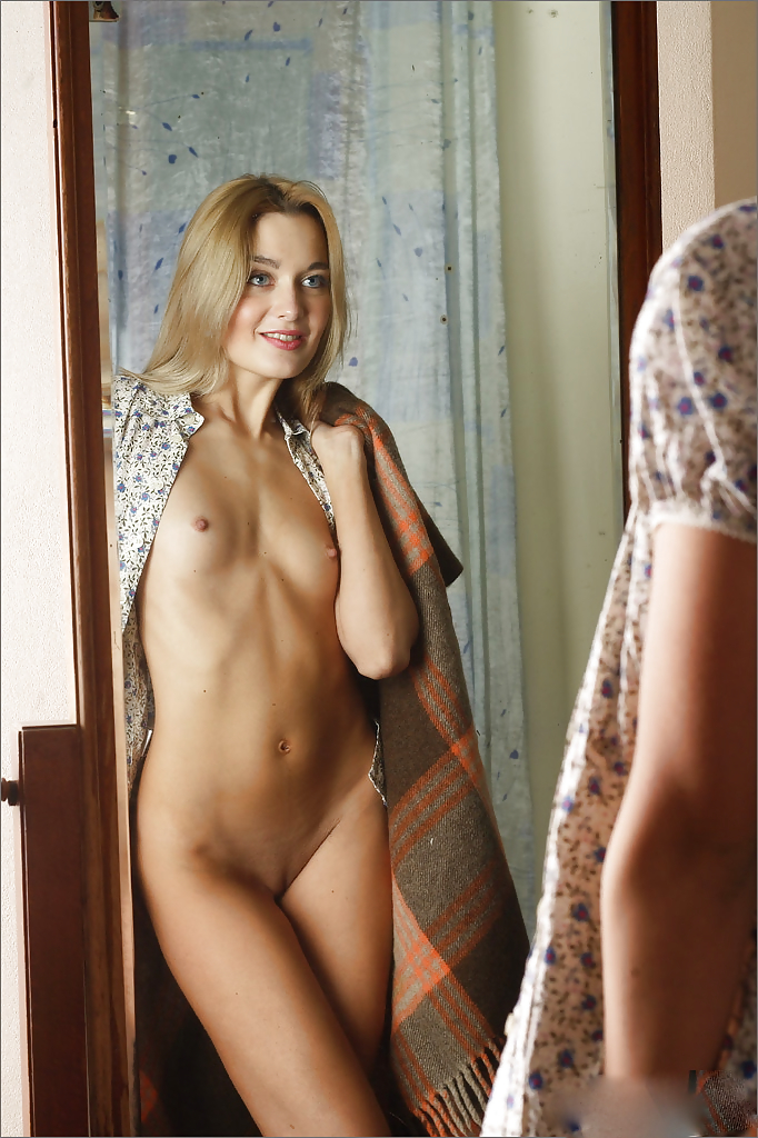 Beautiful women with long nipples