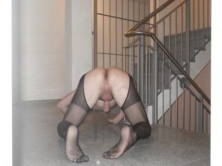 Sex Im Treppenhaus
