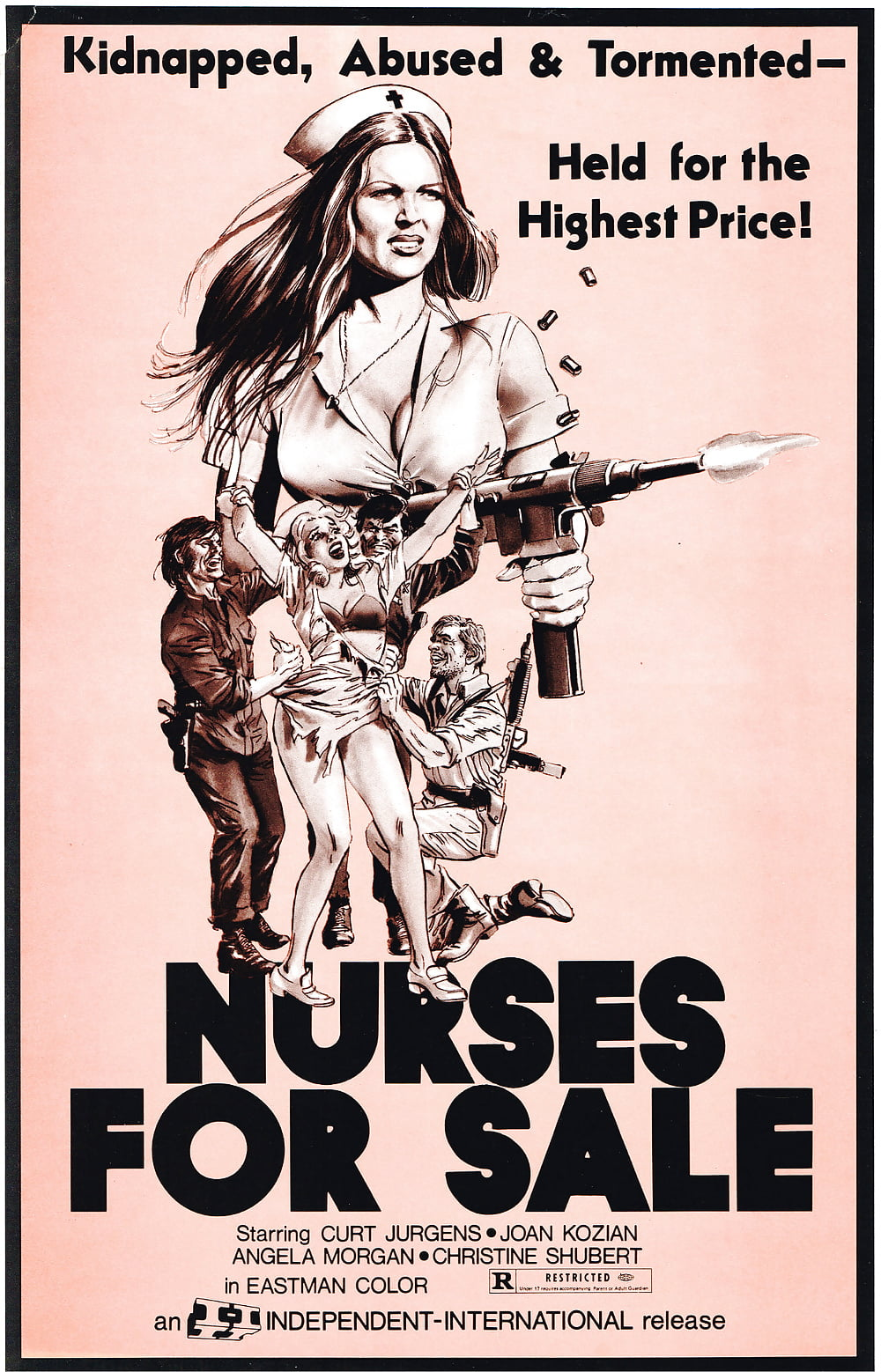 Naughty nurses naked