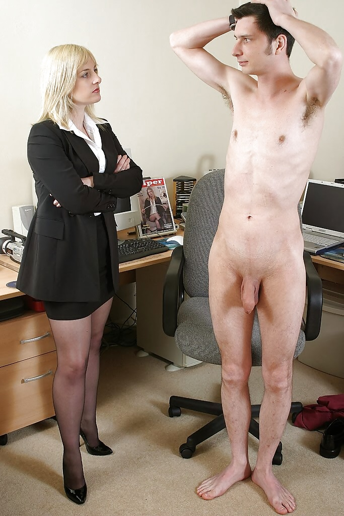 Woman sat on guy naked