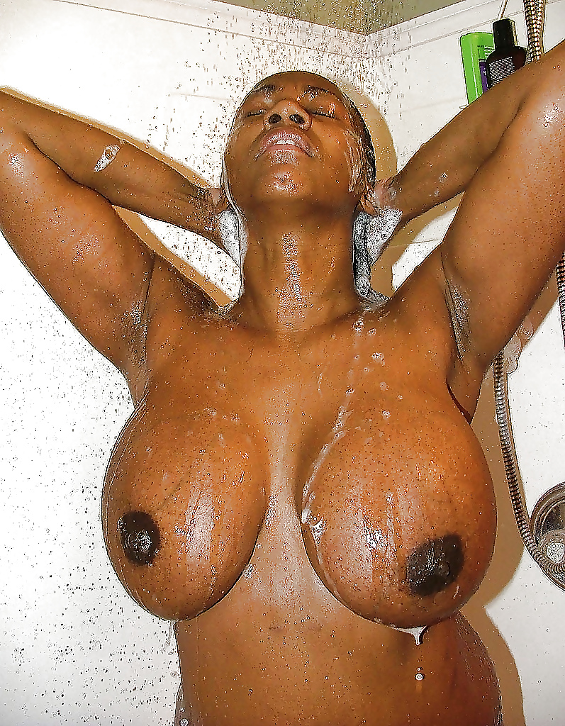 Big black beautiful boobs-3683
