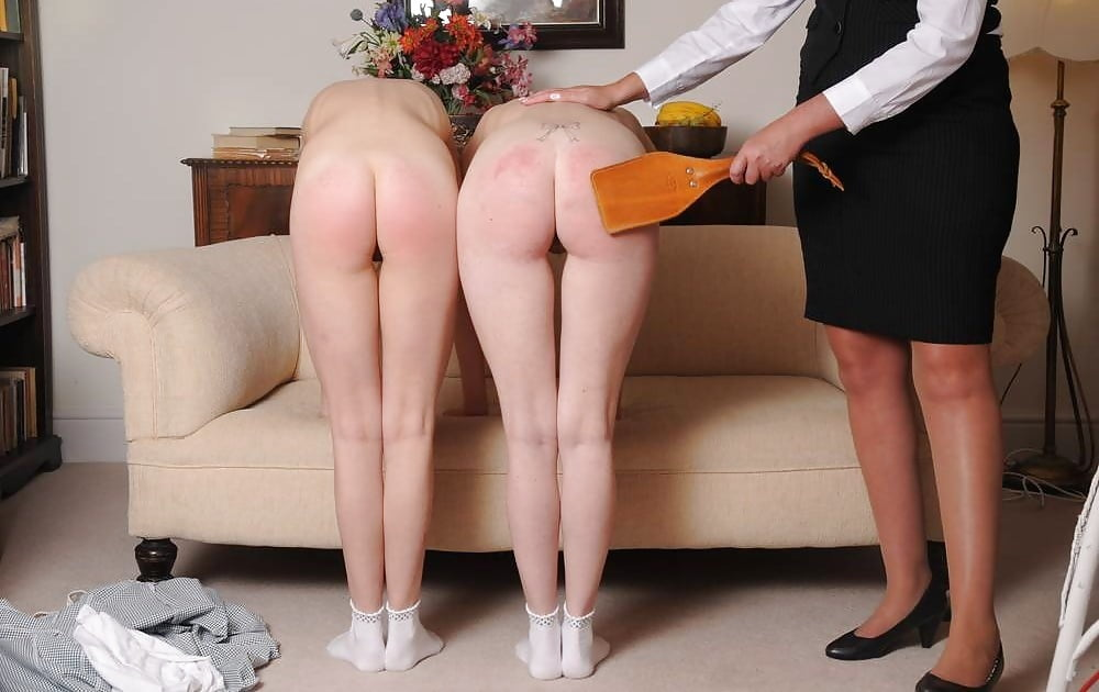 Naughty School Girl Gets Her Ass Spanked Rough