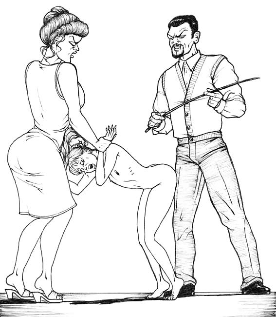 рисунки бдсм порка права