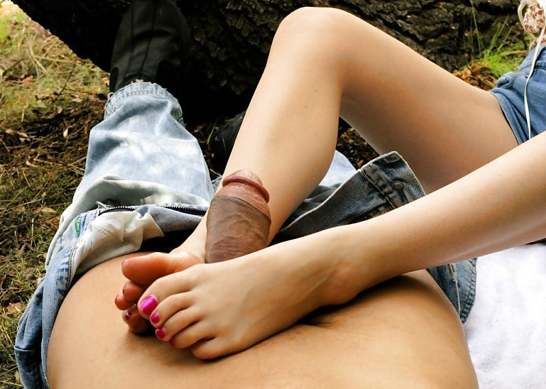 Search results for outdoor footjob