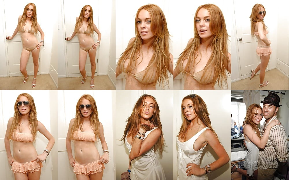 Lindsay Lohan Nude Photo