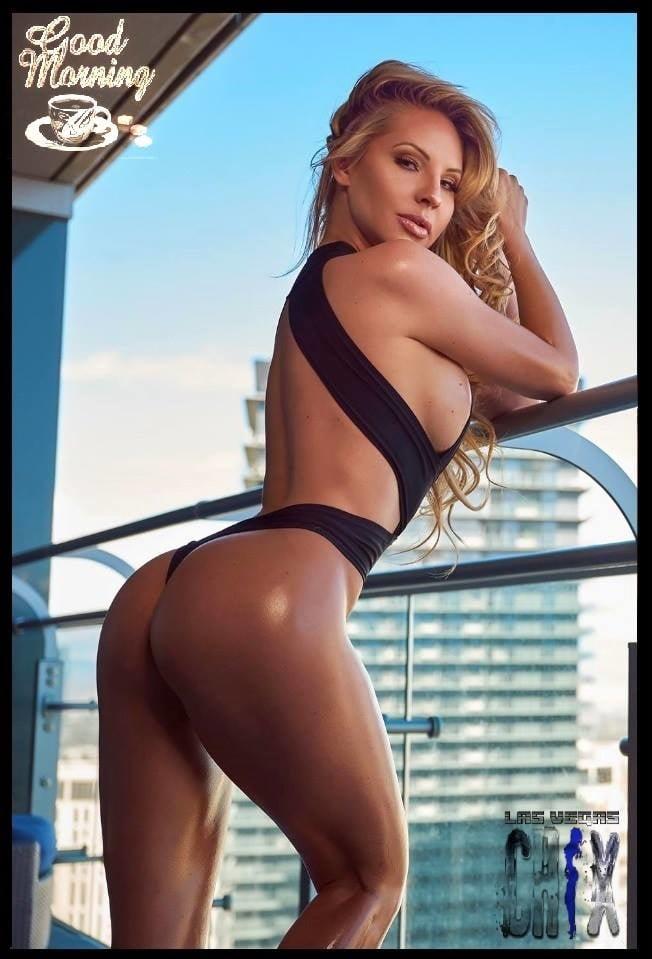 Blonde nude beautiful-1297