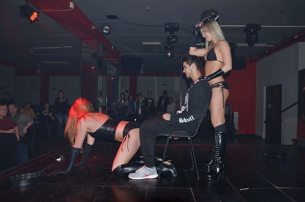 video Amateur strip competition