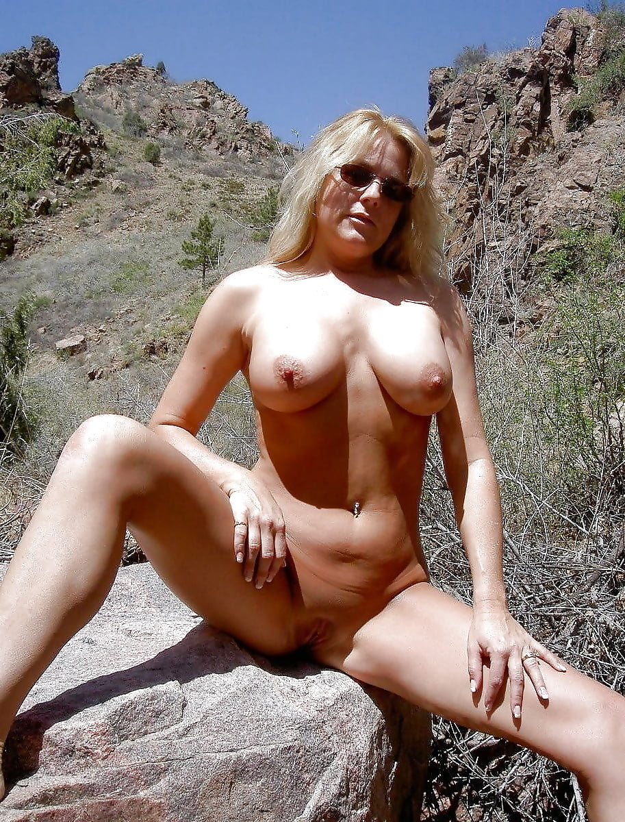 Wife nude pics in mountains 1