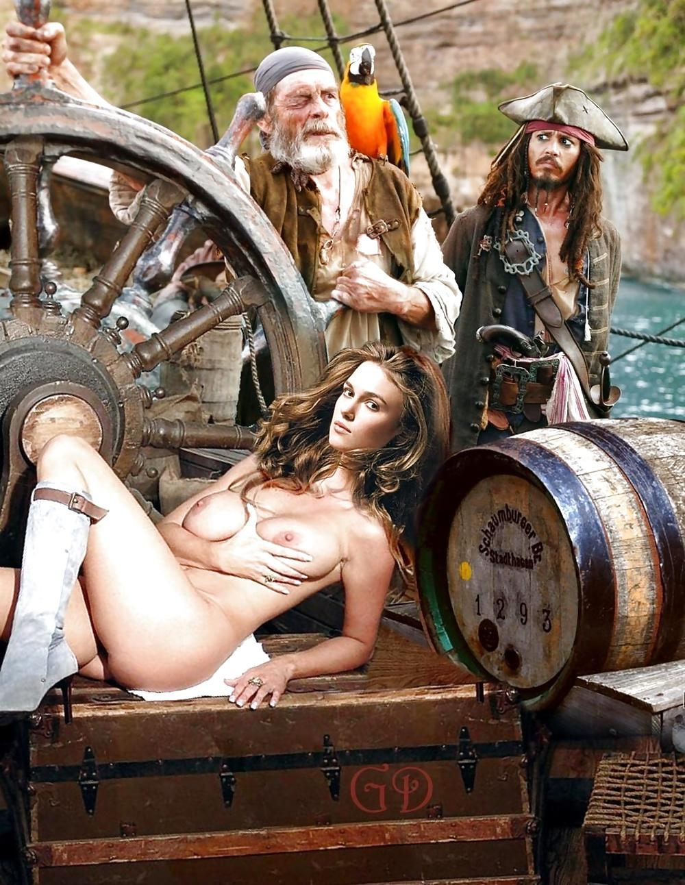 Пиратки моря порно фильм