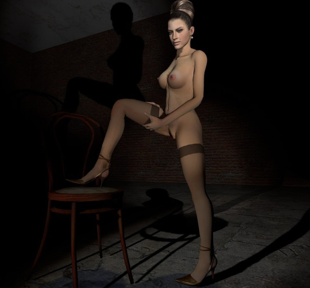 Resident evil excella nude — photo 9