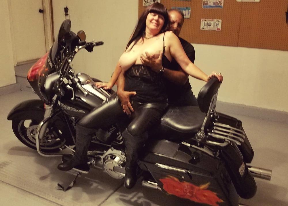Motorcycle Fun - 9 Pics
