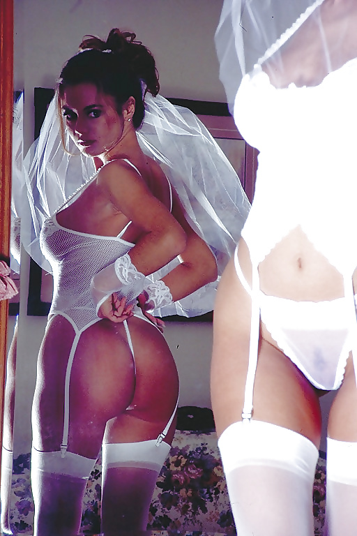 Position naked bride bent over adult