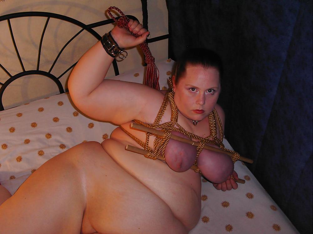 Homemade bondage dhs fat