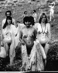 Bhagwan Nude