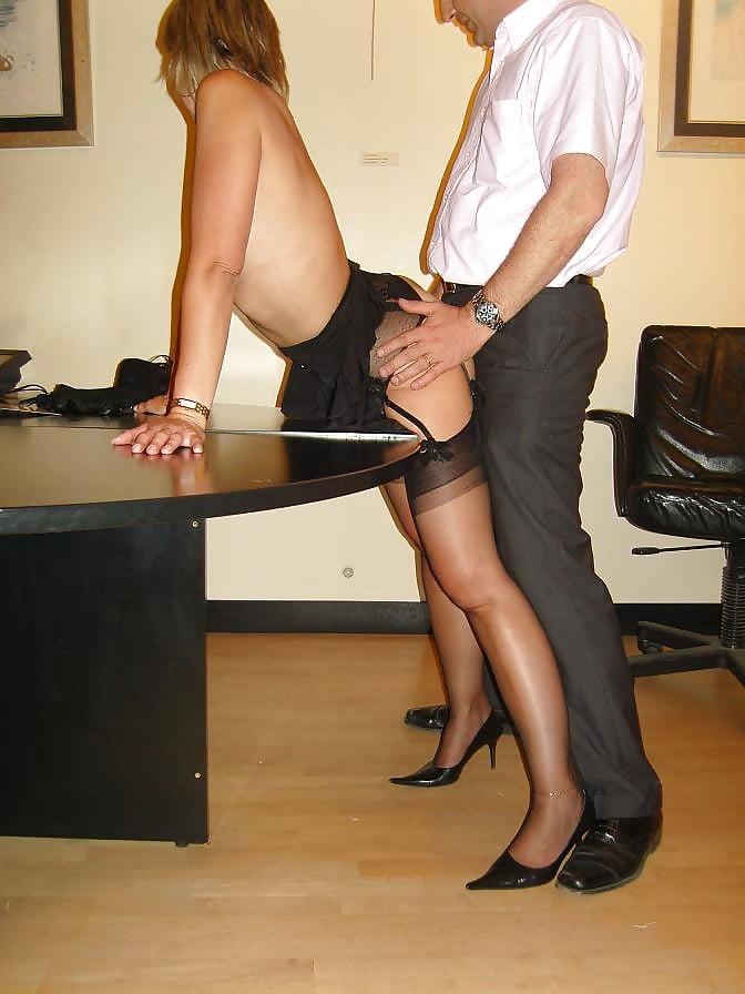 Amateur secretary porn