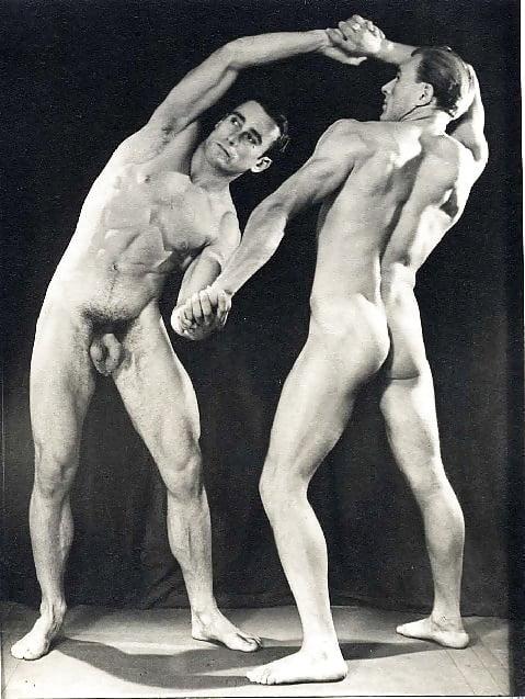 Hot Vintage Pics Of Naked Men Photos