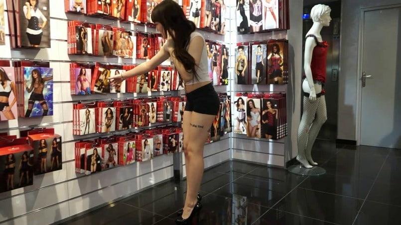 Liverpool sex shop