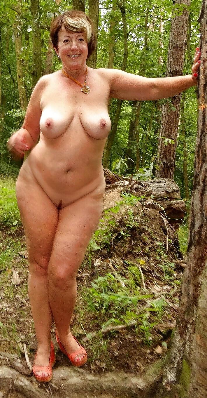 Old Milf Naked