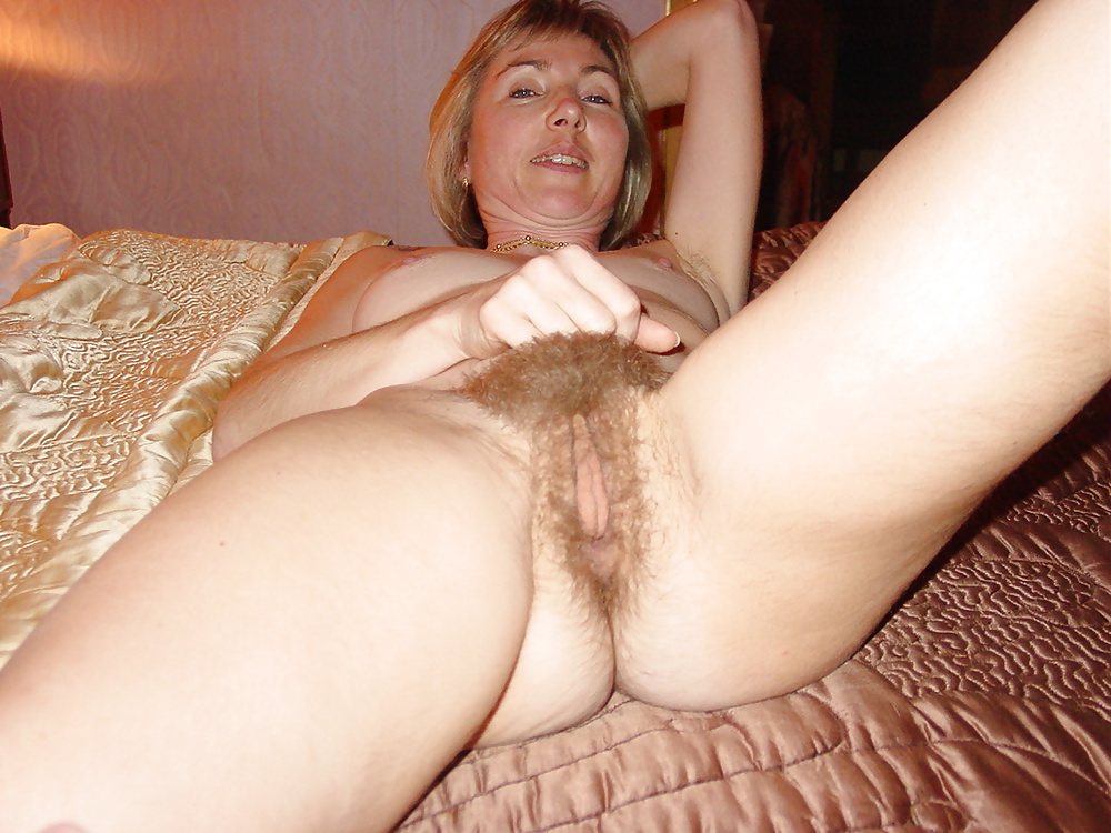 matures nude hairy
