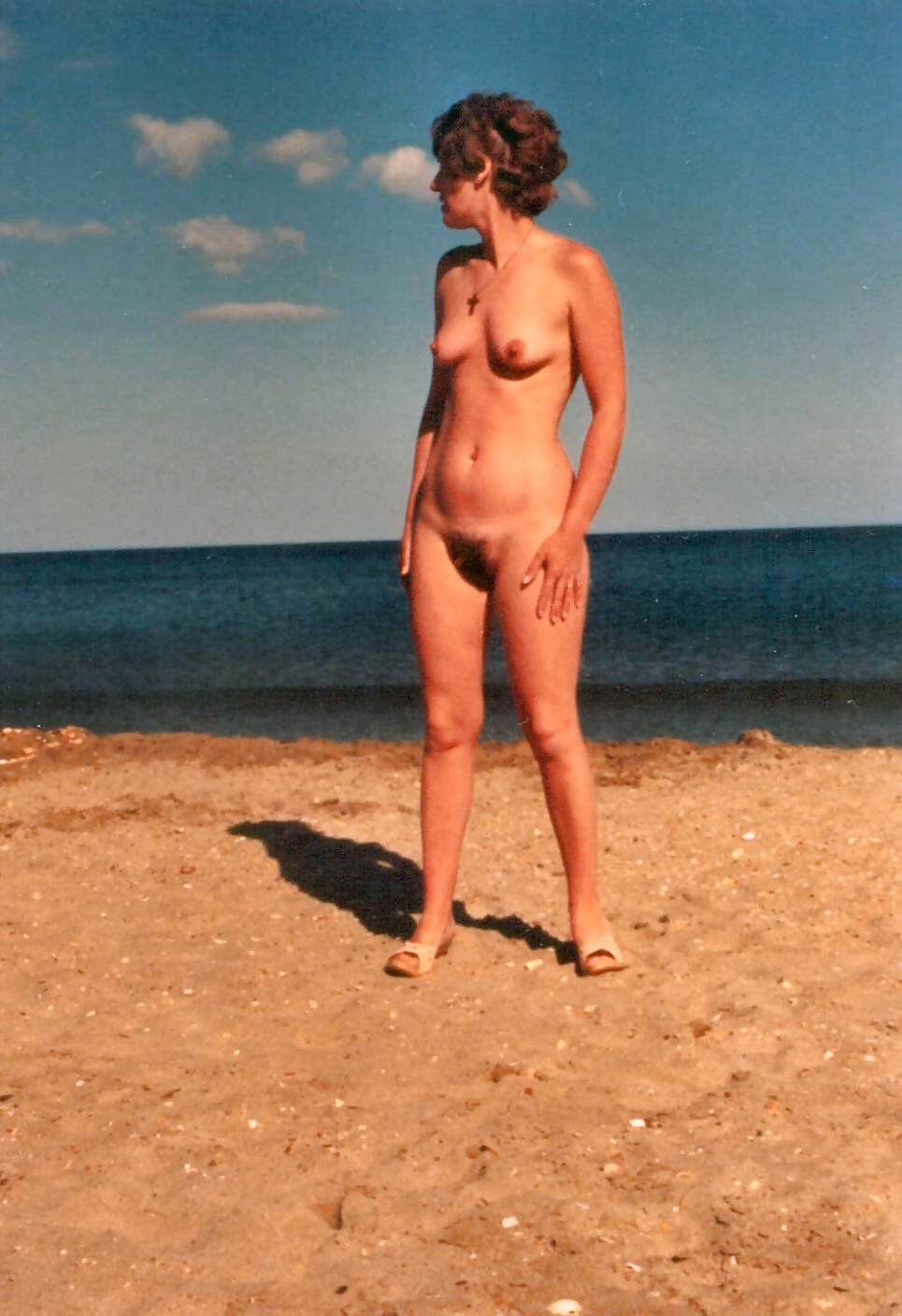 Naked women with small tits