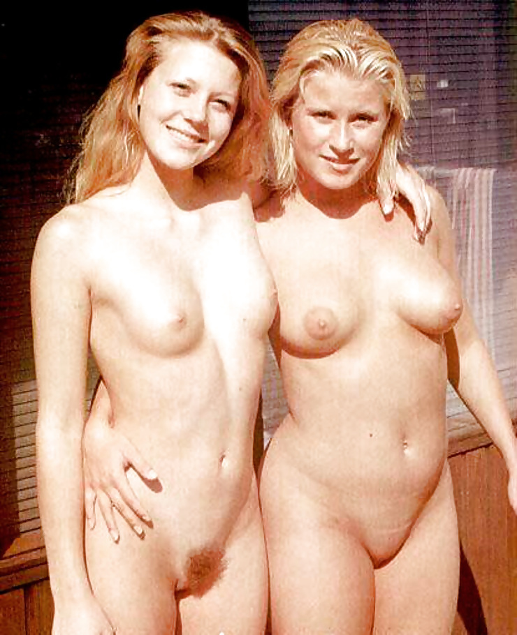 Sister mother daughter nude