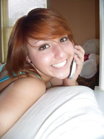 nice redhead teen private pics