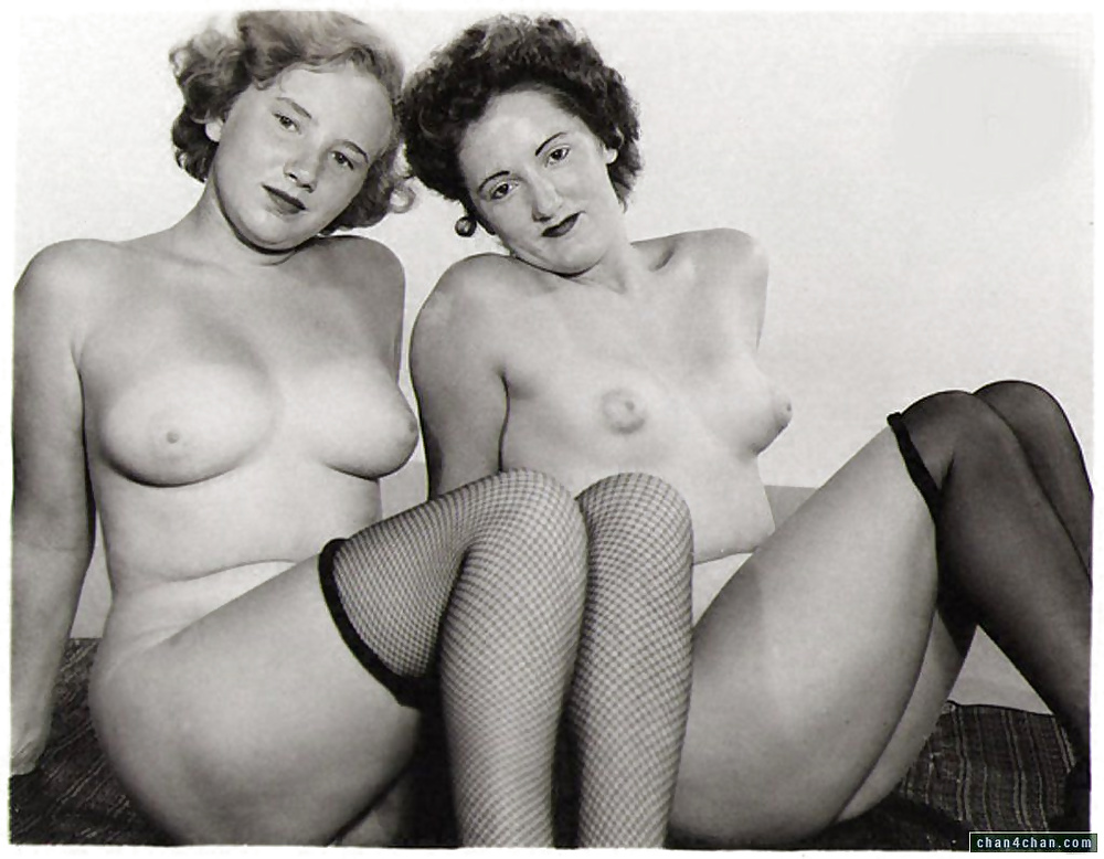 Free nude thick vintage
