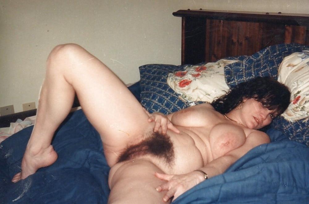 порно с лохматыми женами - 8