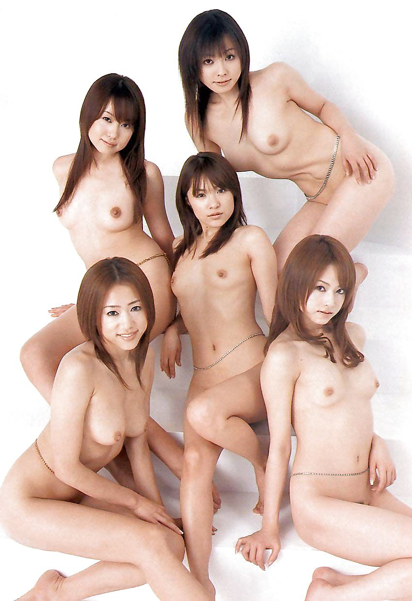 Groups of naked chinese girls pictures