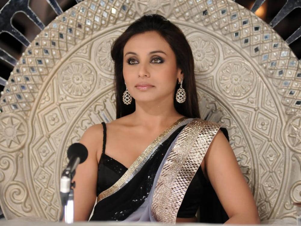 Rani mukherjee naked boobs-8381