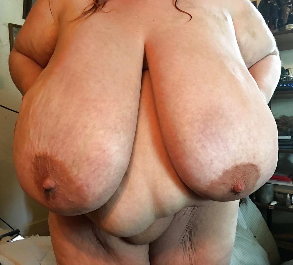 Bbw Massive Big Boobs Massage