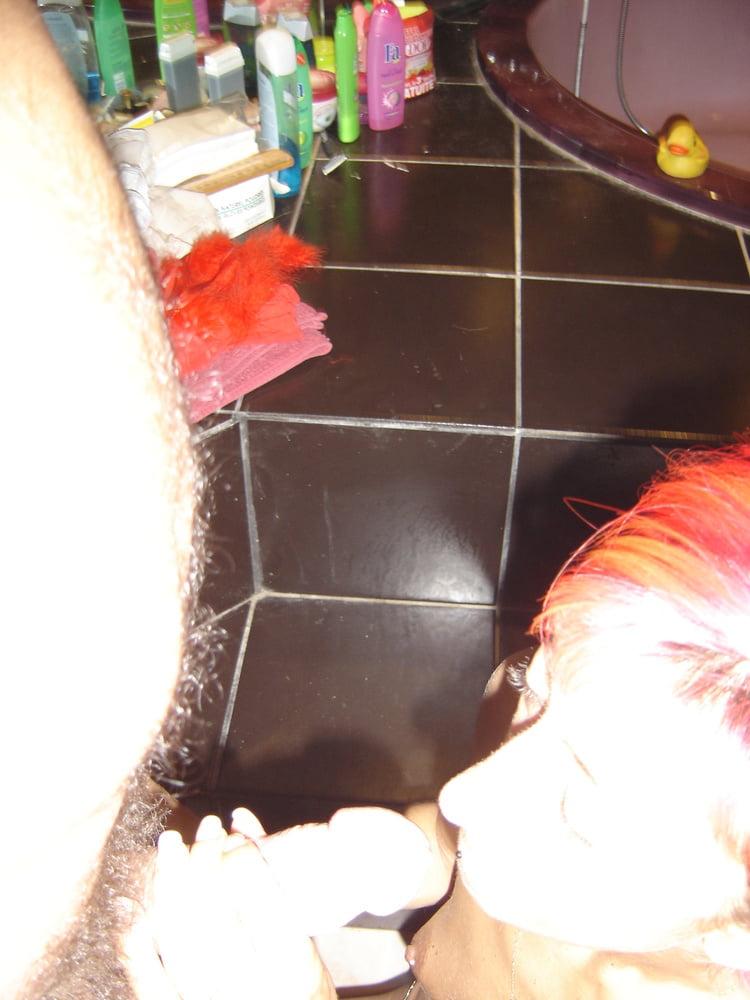 Slim Redhead got Fucked - 100 Pics