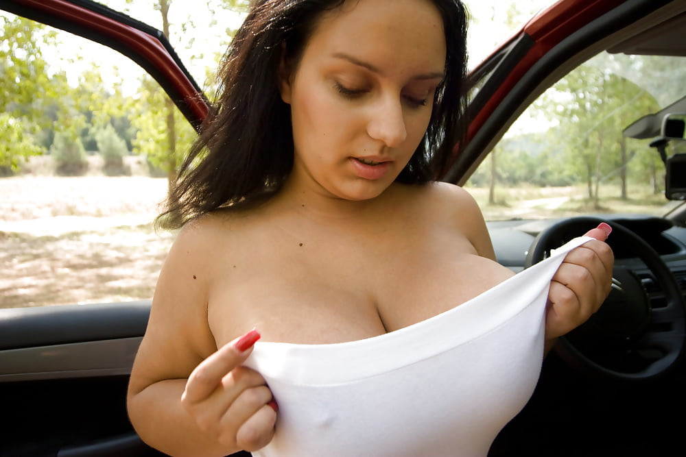 Big Tits In Car Elexis Monroe Boobpedia